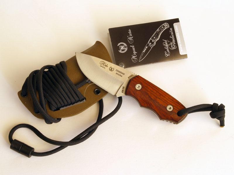 Cuchillo Nieto Chaman Micra