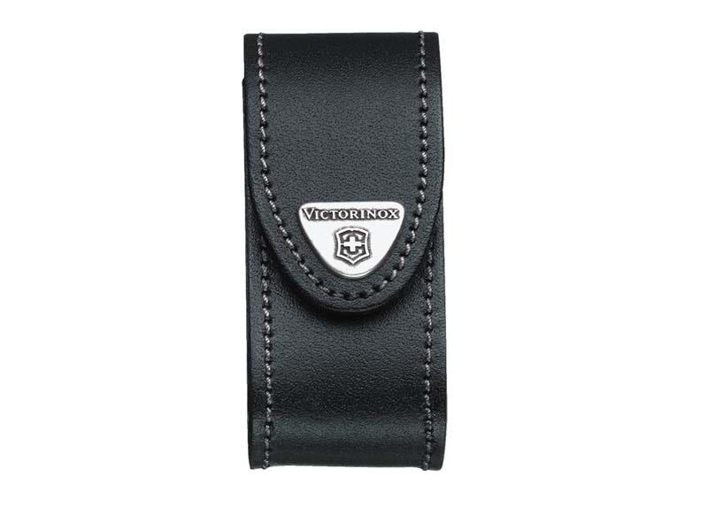 Victorinox narrow leather pouch