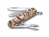 Victorinox Classic desert pocket knife