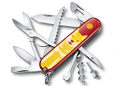 "Navaja Victorinox Huntsman ""year of the dog"""