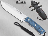 Cuchillo de supervivencia Nieto Chaman Macro Katex