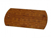 Tabla para cortar de bambú de 40x20x3 cm Zwilling