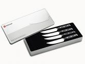 Juego de 4 cuchillos de carne Wüsthof XLine