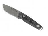 Cuchillo táctico Azero de 8,5 cm en Micarta canvas