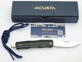 Navaja Mcusta Neckknife Bamboo MC-0154